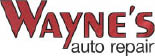 WAYNE'S AUTO REPAIR