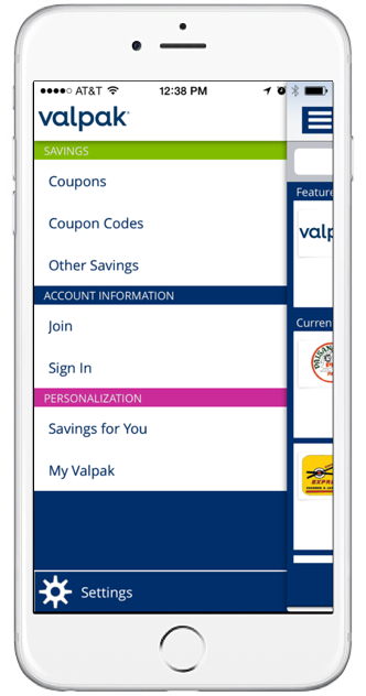 Free entertainment mobile coupon app