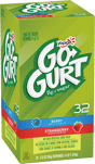 Yoplait Go-Gurt Low Fat Yogurt