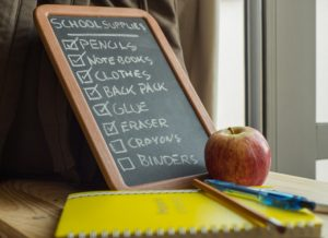 Back-to-School Shopping and the Role Coupons Play