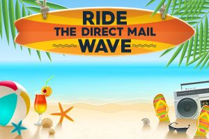 Ride the Direct Mail Wave [Infographic]