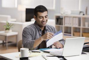direct mail targeting smart envelope