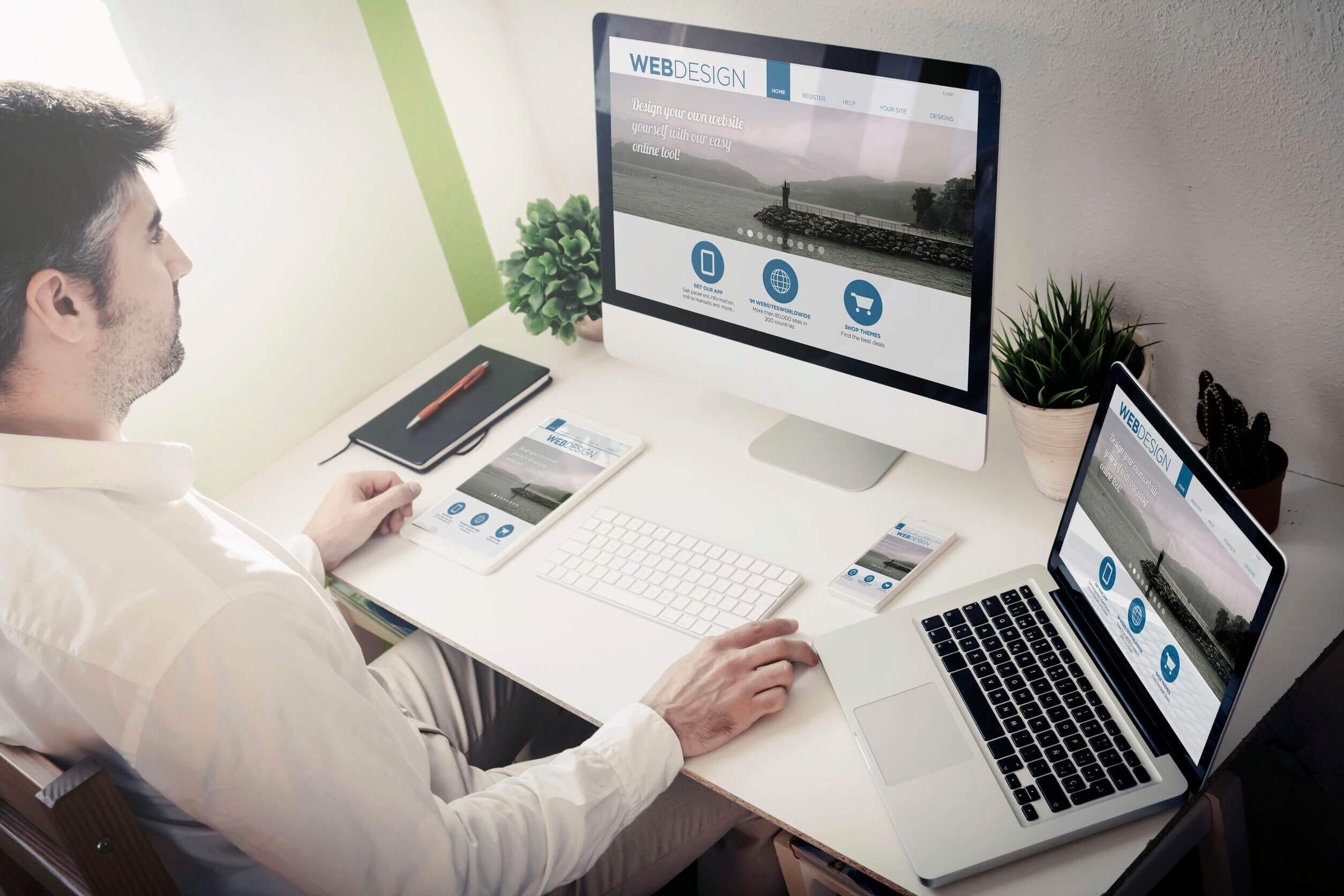 web design annapolis maryland