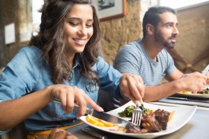 8 in 10 Eat at a Casual Dining Restaurant Once a Month or More [Survey]
