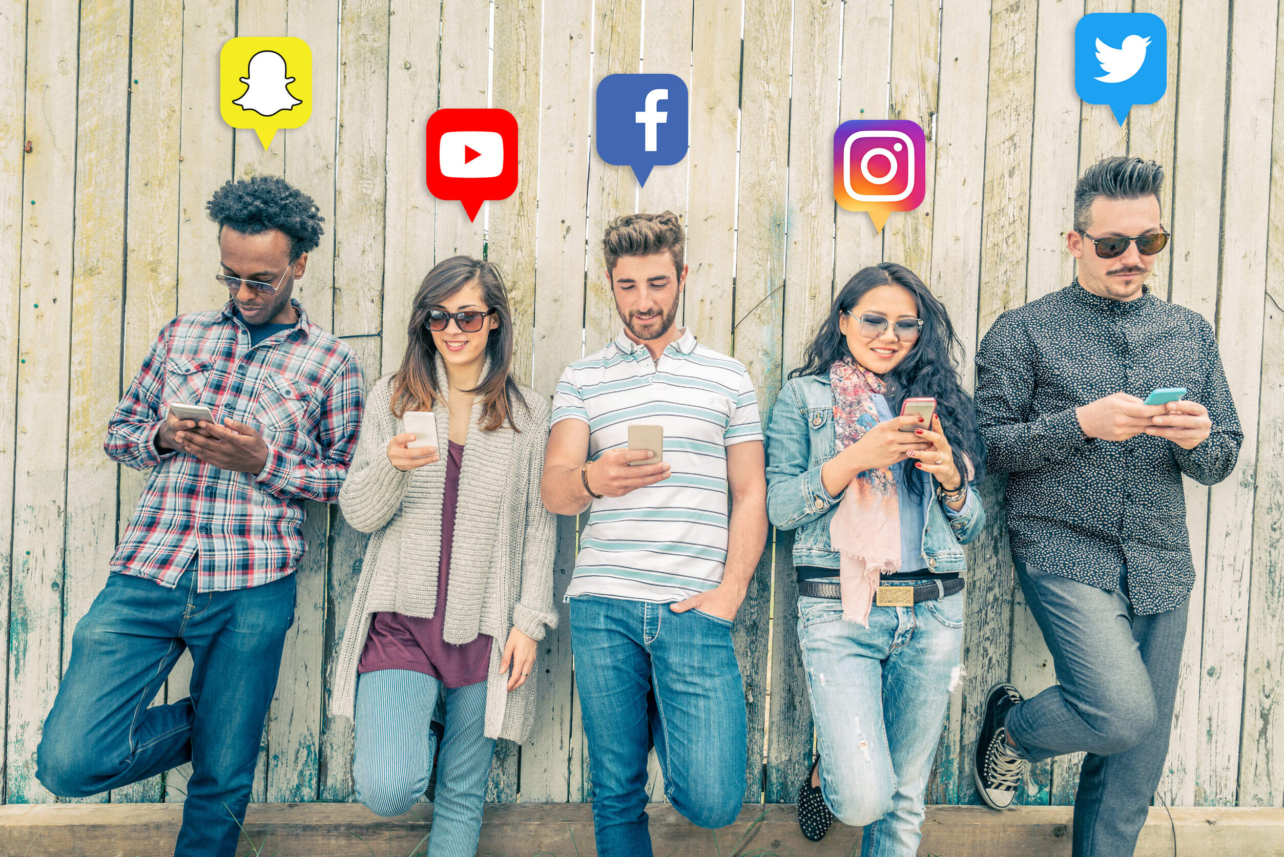 social media advertising ia