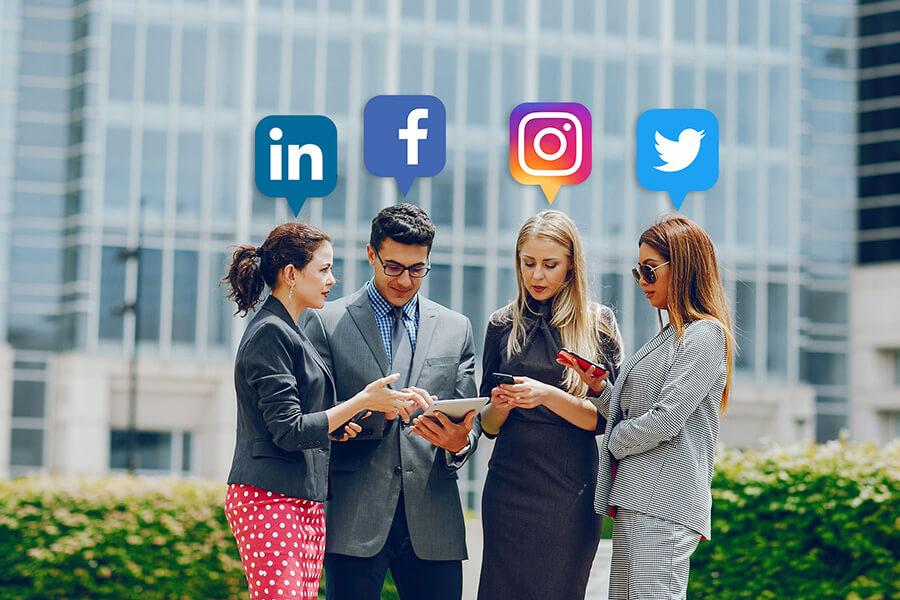 social media management services salt lake city