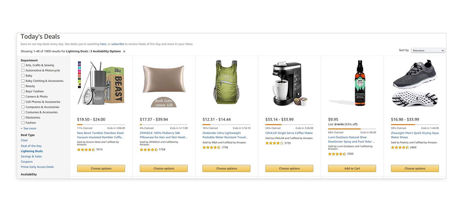 Amazon-limited-time-offers