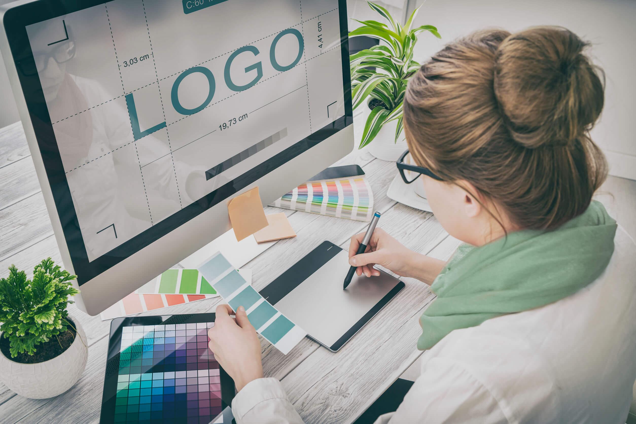 Tacoma logo design advertisement