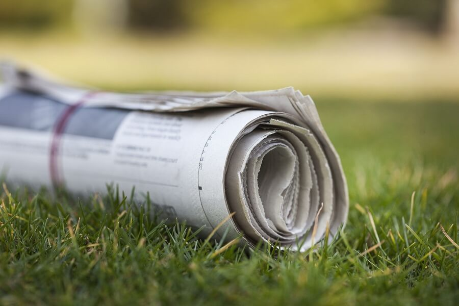 direct mail advertising vs. newspaper ads