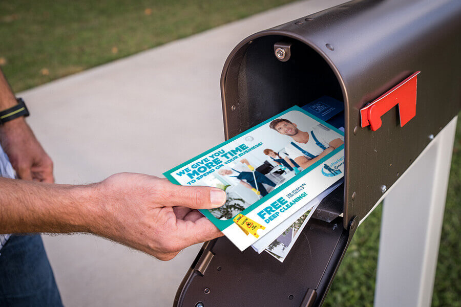 direct mail delivered in fresno