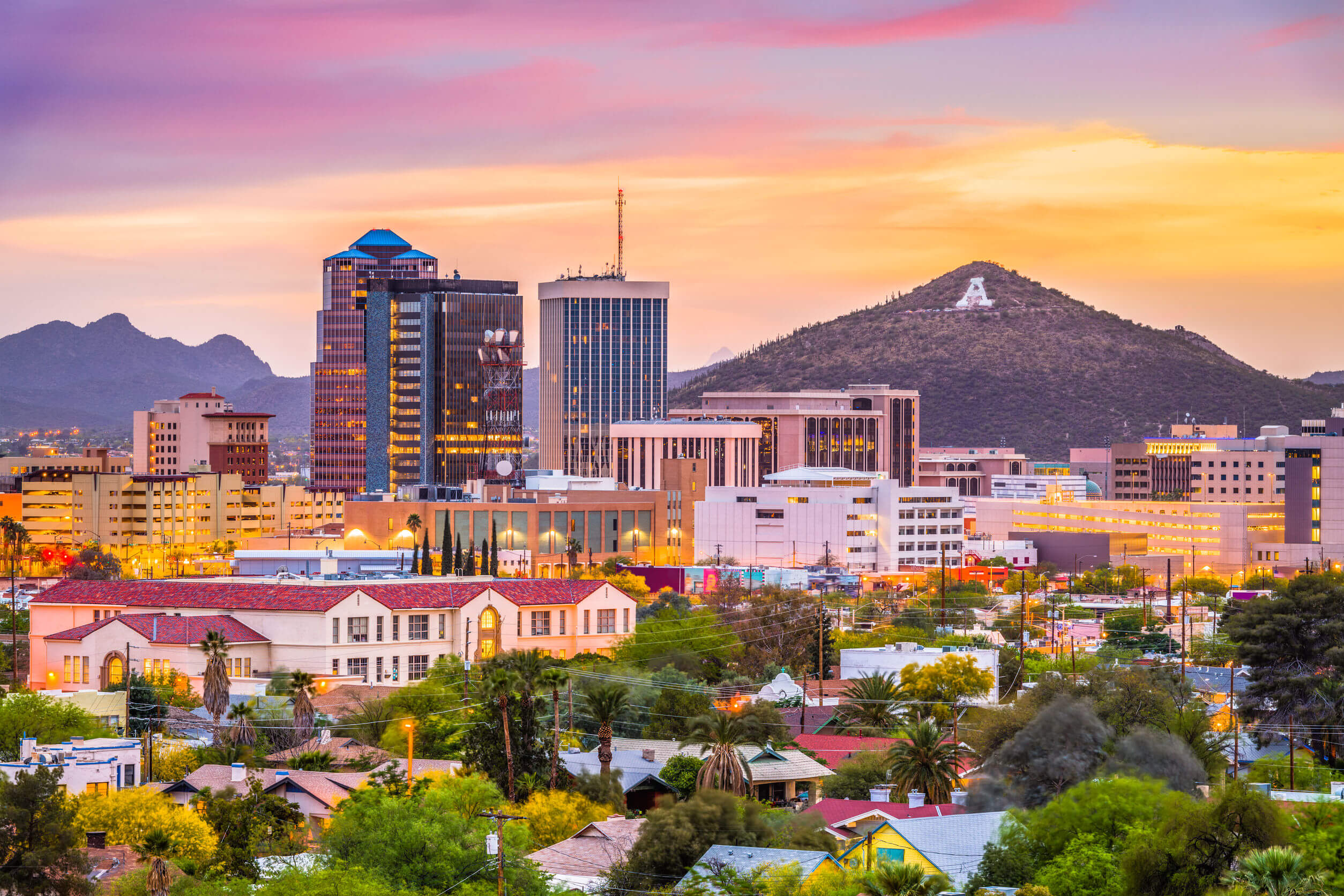 marketing and advertising in Tucson AZ