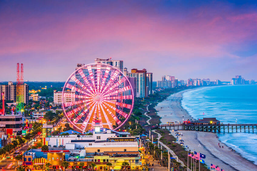 marketing and advertising for the grand strand