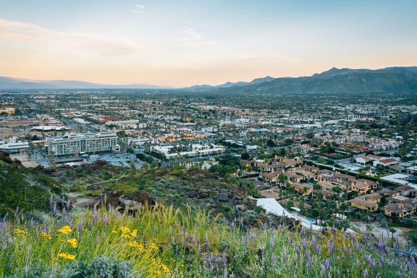 marketing and advertising for palm springs CA