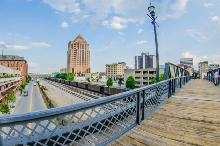 marketing and advertising for Roanoke valley