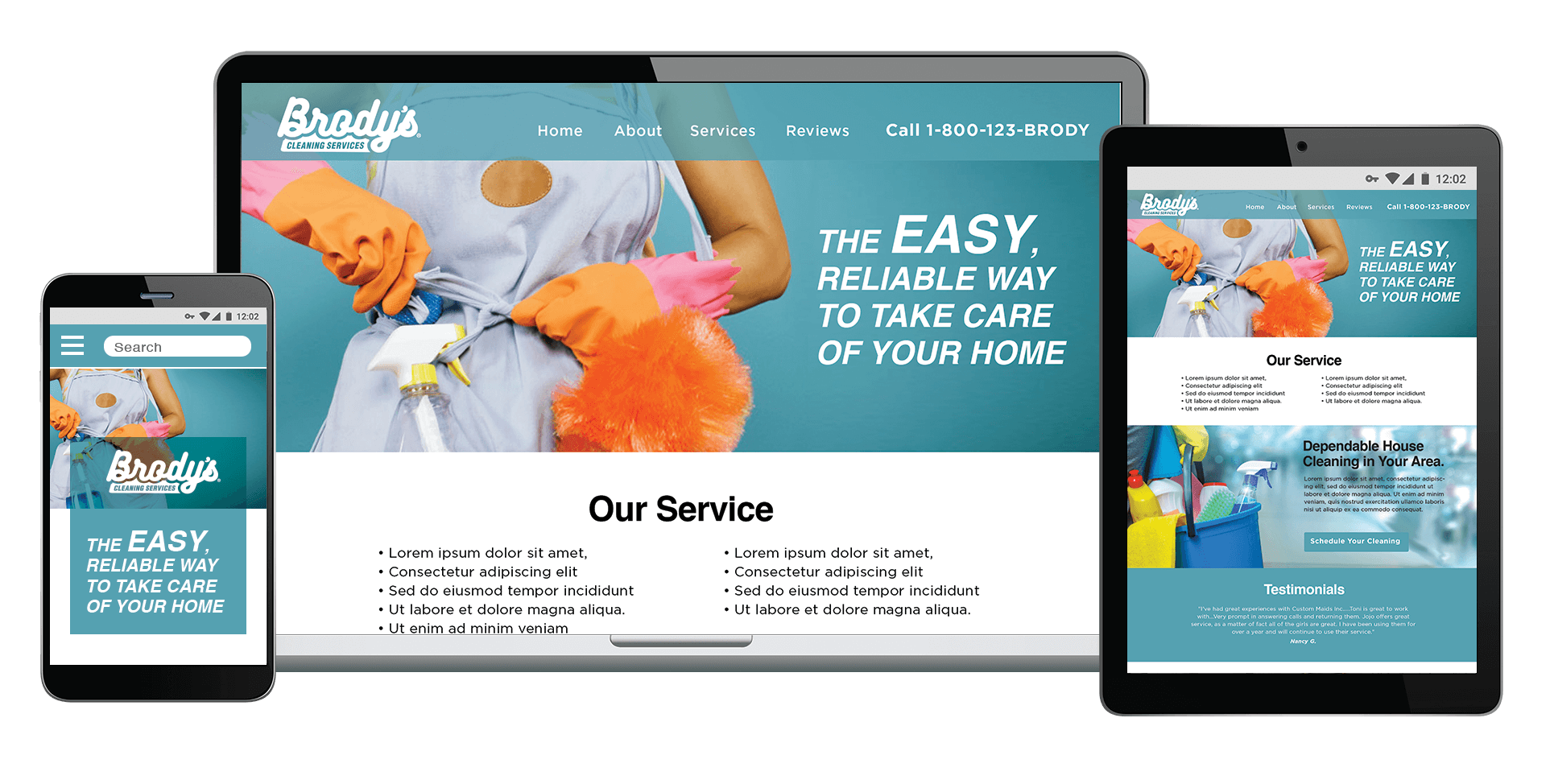 digital marketing services erie PA