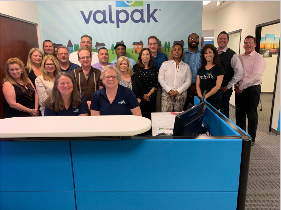 Valpak of Southeast Michigan Team