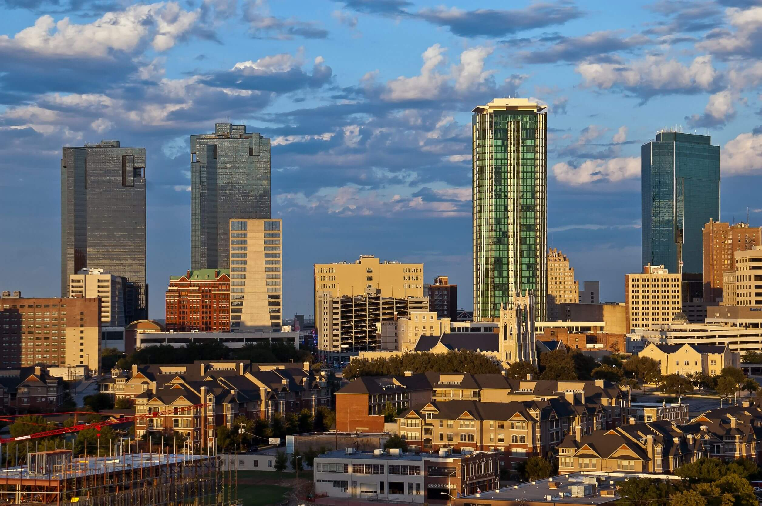 marketing in greater fort worth
