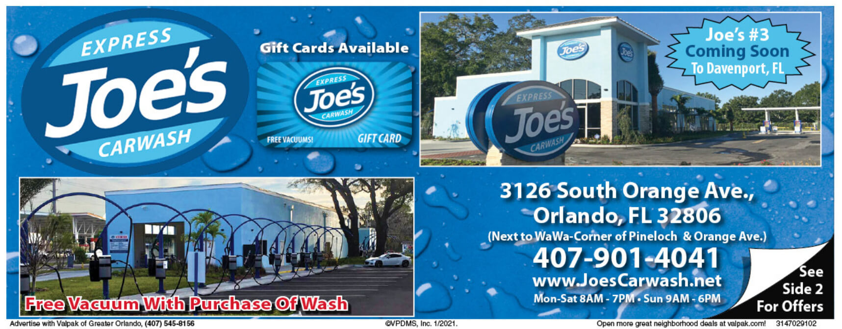 direct mail in greater orlando